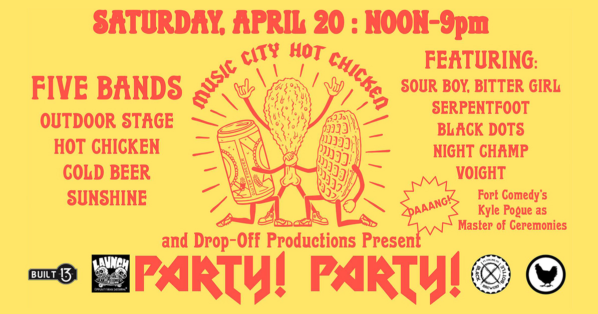 Music City Party Party
